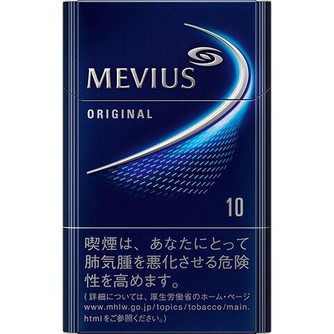 喫煙者に衝撃、「メビウス」500円超え JT、10月増税で値上げへ