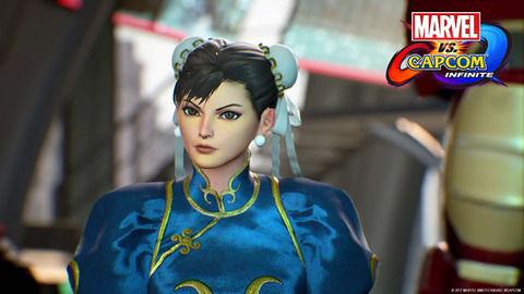 「MARVEL VS. CAPCOM: INFINITE」ストーリートレイラー第3弾が公開!!春麗の顔が修正、DLCを除く初期の参戦キャラが30体となることも判明!!