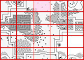[RPG]ハイドライド/(3)レベリング_04ミニマップLIFE10-30レベリング