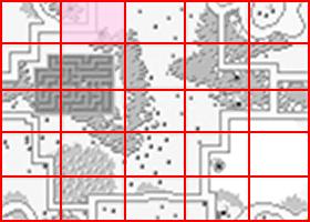 [RPG]ハイドライド/(6)アイテム取得その3_01ミニマップ