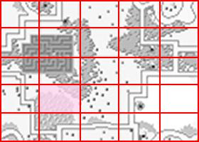 [RPG]ハイドライド/(3)レベリング_10ミニマップLIFE50-70レベリング