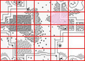 [RPG]ハイドライド/(4)アイテム取得その1_11ミニマップ勇者の剣