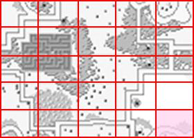 """[RPG]ハイドライド/(8)ドラゴン討伐~LIFE90_04オクトパス出現場所ミニマップ"""""""