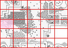 [RPG]ハイドライド/(3)レベリング_06ミニマップLIFE30-50レベリング