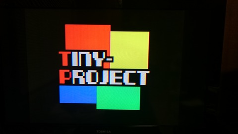 TinyProjectロゴ