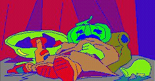 [ADV]サラダの国のトマト姫/(6) ADV5_24カボチャ大王