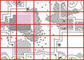 [RPG]ハイドライド/(5)アイテム取得その2_04ミニマップ魔法の壷取得