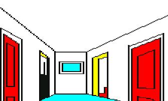 軽井沢誘拐案内/(6)第5章(前編) 24別荘1階廊下