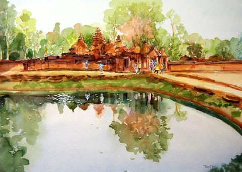 カンボジアの思い出は続く