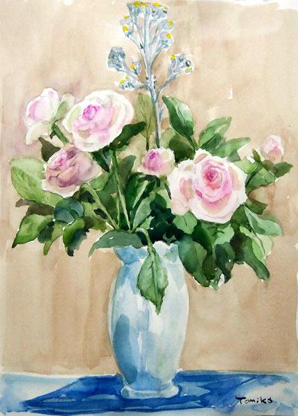 バラの花かわいい
