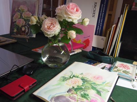 薔薇はバラは~(^^♪