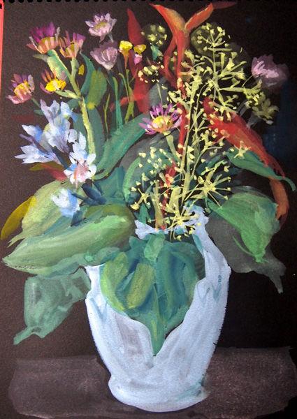アイビーの花