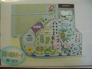 浜阪神パーク地図
