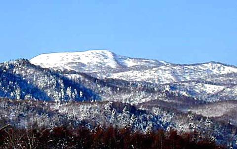 雪の空沼岳 (1)