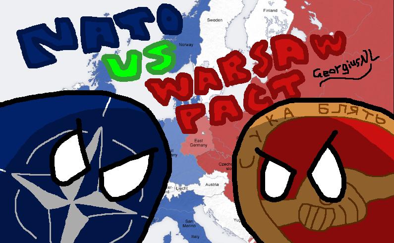 NATO vs Warsaw Pact> ポーラン...