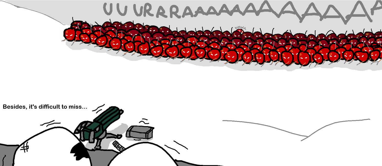 Military Advancements> ポーラ...