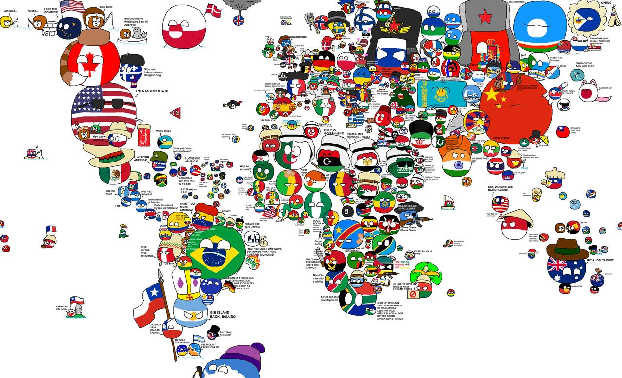 ��polandball world�� ������� �����