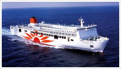 別府〜大阪の船の旅ならさんふらわあこばると