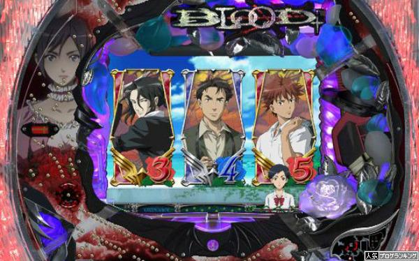 blood+は面白かった