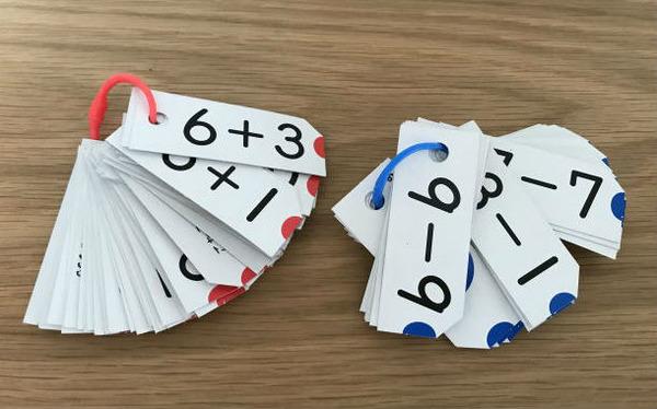 sansu-cards