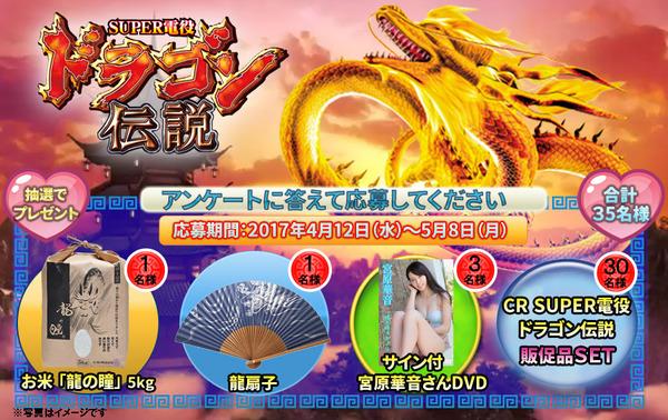 ドラゴン伝説キャンペーン1