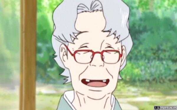 バッバ「この5万円で就活するんやで」