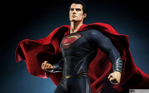 CRスーパーマンスペック情報