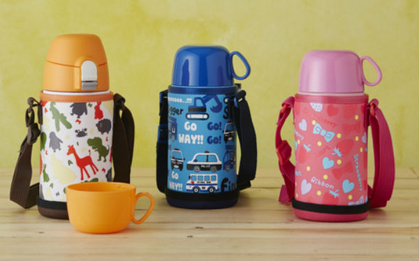 Fluffy-Air-2WAY-Children-water-bottle