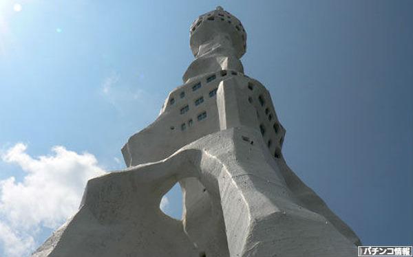 こちらはリバティ違いのPLの塔です