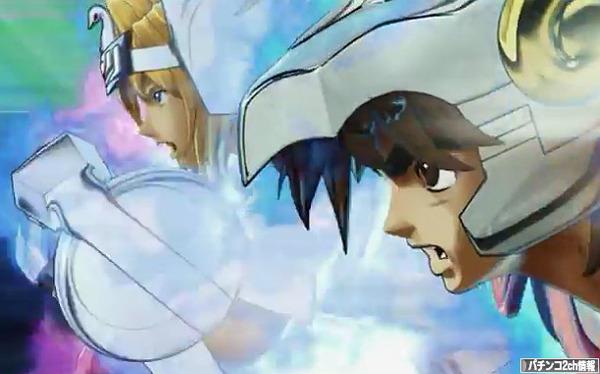CR聖闘士星矢3 BEYOND THE LIMIT