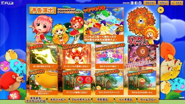 CRピカれ!まるまるアイランド公式サイト3