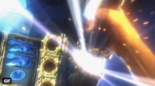 【新台】大都「S政宗3」予告GIFきたああああああ 刀を押し込む役物搭載!?