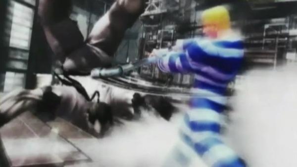 スーパーストリートファイターⅣ CR EDITION2003