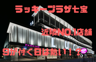 ラッキープラザ名古屋七宝店