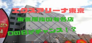エクスアリーナ東京3
