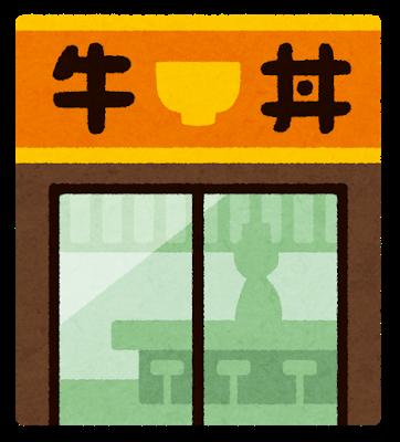 パチンカスワイ、50550円の牛丼を食い怒りの帰宅