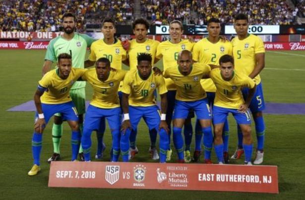 今のブラジル代表メンバーは所属クラブが豪華~!