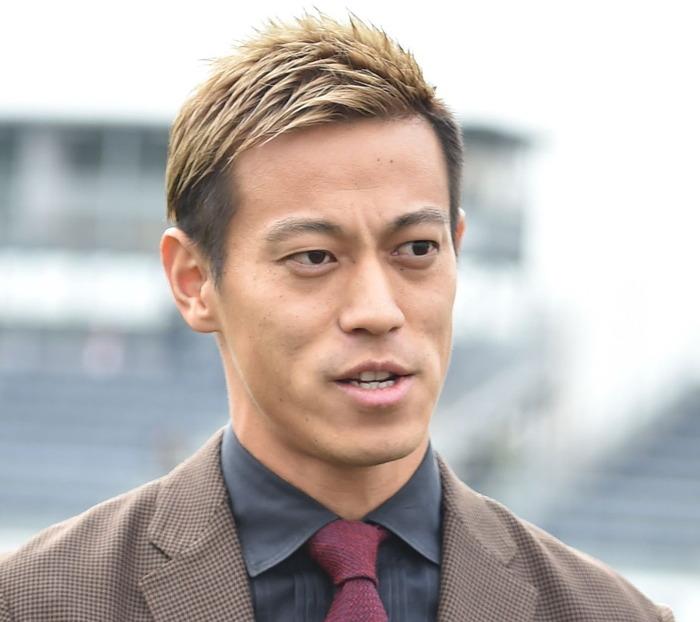 本田圭佑さん、まだ決めてない模様・・・
