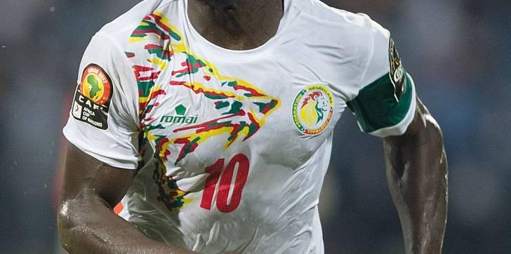 【 画像 】セネガル代表、新ユニが斬新すぎる!「ライオンが吠える」デザイン