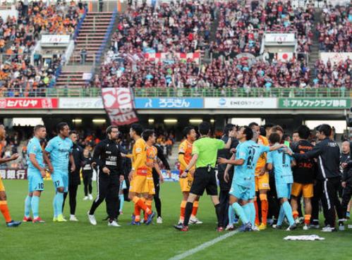 「清水-神戸戦のロスタイム19分・・・大きく報道されて世界にも流れた。みんな反省しきり!」by 日本サッカー協会審判委員