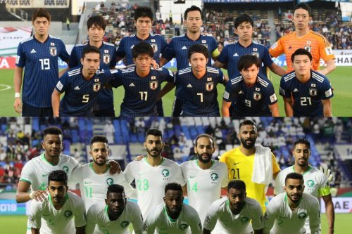 アジアカップ日本代表、ベスト16の対戦相手はサウジアラビア!21日(月)20時キックオフ!