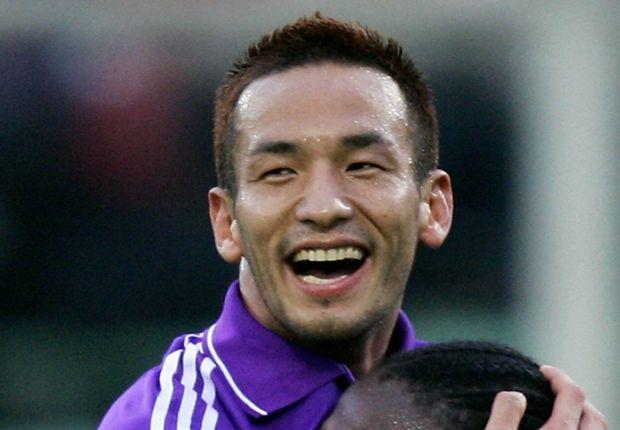 日本サッカー史上最高の選手はやっぱり中田英寿だよな