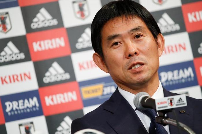 日本代表・森保ジャパン、初陣代表に見える「可変システム」[3‐4‐2‐1]への挑戦!