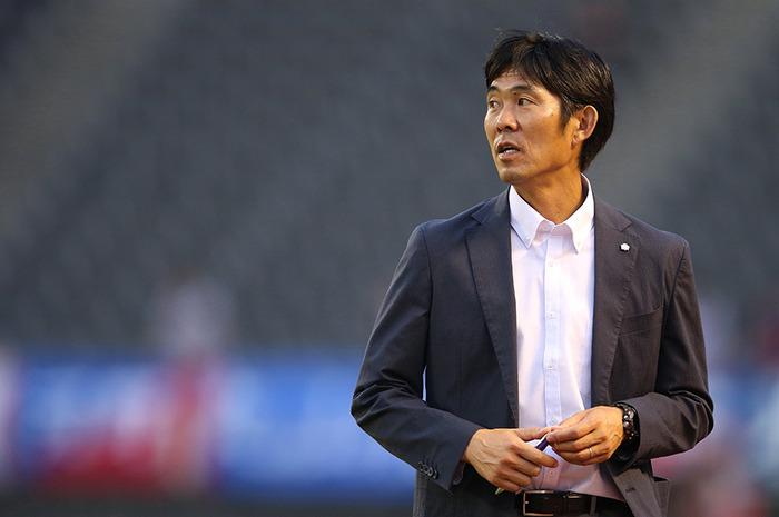 日本代表 森保監督