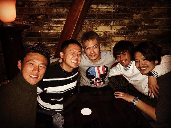 【画像】押尾学が元日本代表選手らとの交流した姿を公開!「昨日は楽しかったな」