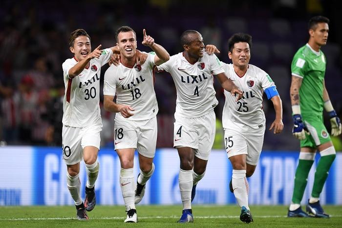 クラブW杯・初戦の鹿島、後半だけで3発!逆転でグアダラハラに勝利!レアルと再戦へ!