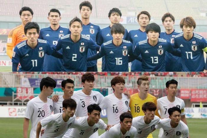 「決勝の日韓戦は世界が注目している!日本の戦力と経験値は韓国より下!」by 韓国紙