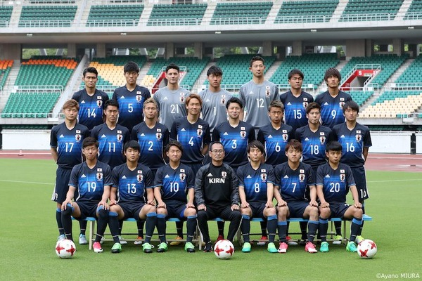 過去のU20W杯の日本代表の成績!GL突破率がやばい!