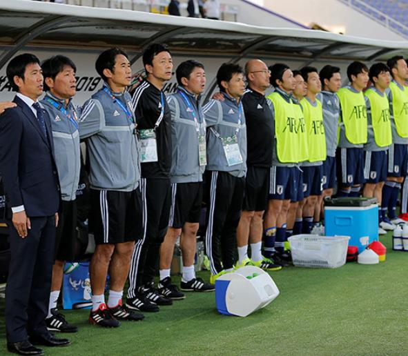 「日本代表はまだ半分の力しか出していない!」by トルシエ