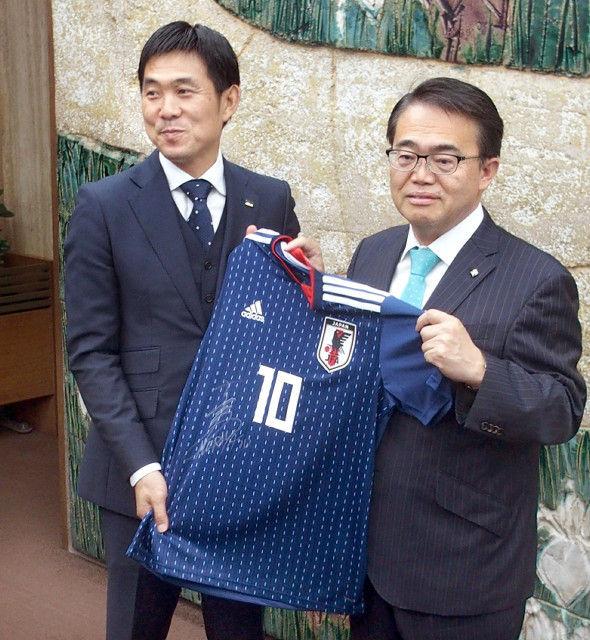 鈴木優磨 & 武藤嘉紀、日本代表へ・・・
